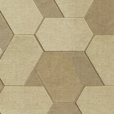 Plaza Geometric Wallpaper