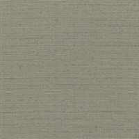 Hamilton Grey Fine Weave Wallpaper