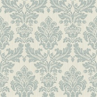 Hartnett Grey Texture Wallpaper