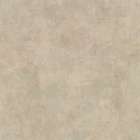 Hereford Brass Faux Plaster Wallpaper
