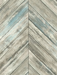 Herringbone Wood Board
