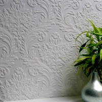 High Trad Paintable Textured Vinyl