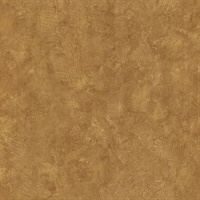 Illarum Bronze Distress Texture Wallpaper