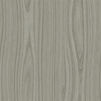 Jaxson Mahogany Faux Wood Wallpaper