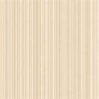 Khaki Stria Stripe Wallpaper