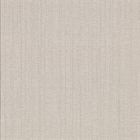 Kinsley Light Brown Distressed Stripe Wallpaper
