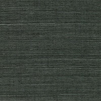 Kowloon Charcoal Sisal Grasscloth Wallpaper