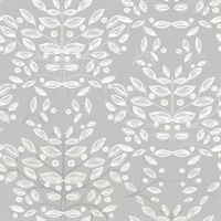 Kristofer Grey Botanical Wallpaper