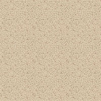 Lark Beige Botanical Wallpaper