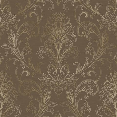 Classic Linear Damask