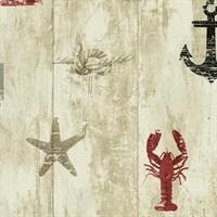 Lobster Toile