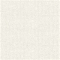 Marblehead Bone Crosshatched Grasscloth Wallpaper