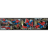 Marvel Ultimate Spiderman Comic Border