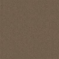 Mason Chocolate Stripe Texture Wallpaper