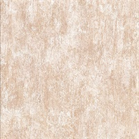 Micah Copper Distressed Texture Wallpaper