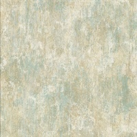 Micah Green Distressed Texture Wallpaper