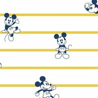 Mickey Stripe