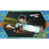Miles from Tomorrowland Pre-Pasted Mural