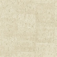 Millau Cream Faux Concrete Wallpaper