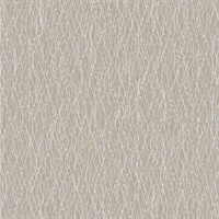 Molly Light Brown Twist Wallpaper