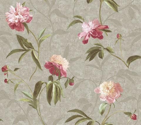 Classic Peonies Floral