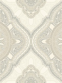 Paisley Medallion