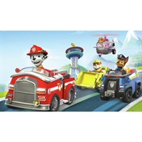 Paw Patrol Friends Pre-Pasted Mural