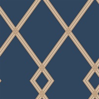 Ribbon Stripe Trellis