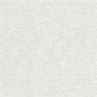 San Paulo Light Grey Horizontal Weave Wallpaper