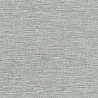 San Paulo Grey Horizontal Weave Wallpaper