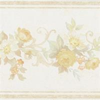 Scroll Floral