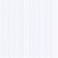 Shimmering White Stria Stripe Wallpaper