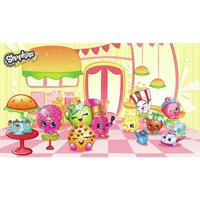 Shopkins Pre-Pasted Mural