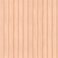 Silva Taupe Wood Panelling Wallpaper