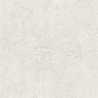 Silver Stucco Texture Wallpaper