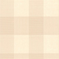 Smith Taupe Tiles Wallpaper