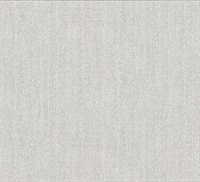 Soyer Light Grey Woven Texture Wallpaper