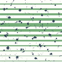 Splatter Stripe Wallpaper