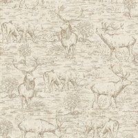 Stag Toile