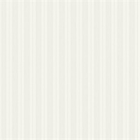 Symphony Platinum Stripe Wallpaper