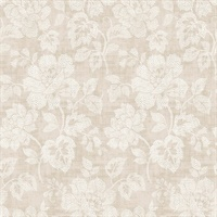 Tansy Floral Scroll