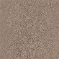 Taupe Textured Spot Wallpaper