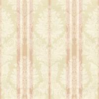 Telford Damask Stripe