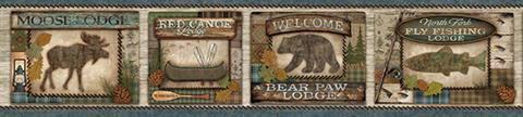 Tugalo Bear Paw Lodge Border