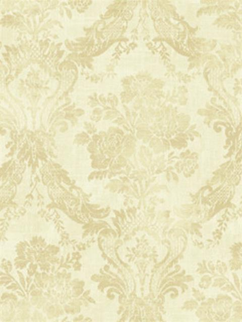 Chateau Floral Damask