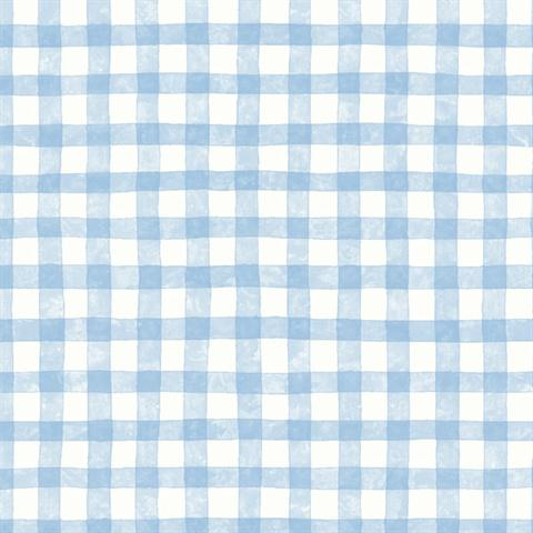 tot662019 blue and white washy plaid wallpaper wallpaperupdate com