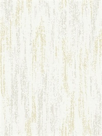 Wisp Gold Texture Wallpaper